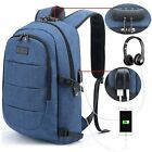 Anti-Theft Travel 15.6 Inch Laptop Backpack