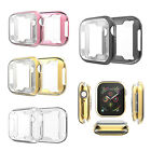 All-inclusive TPU Protective Shell Case Watch Cover for Watch 3/4/5/6/SE Watch
