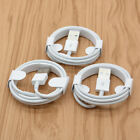 3Pack OEM 6Ft 3Ft USB Fast Charging Cable For iPhone 8 7 6 Plus XR Charger Cord