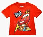 DISNEY CARS McQUEEN TOW MATER Boys Comfort Tee T-Shirt NWT Toddler's Size 2T 15