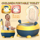 Portable Baby Potty Training Kids Toilet Children Trainer Stool With NEW