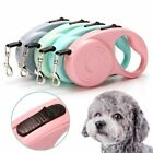 Extendable Ropes Retractable Leashes Leash Leads Long Strong Pet Cord Dog Rope
