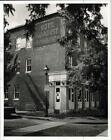 1991 Press Photo Prohibition Sign on Brick Building in Baltimore, Maryland