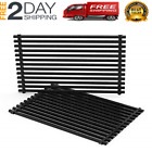 """Cooking Grates for Weber Spirit 300 Series 17.5"""" Cast Iron Grill BBQ 67023"""