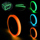 Luminous Tape Self- Glow The Dark Safety Stage Home Decor