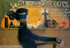 GIRL JEWELRY WOMEN FASHION MAISON MODERNE FRENCH VINTAGE POSTER REPRO