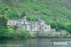 KYLEMORE ABBEY CASTLE IRELAND DUBLIN IRISH REPRO POSTER