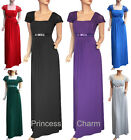 Formal Evening Cocktail Dress Black Purple Blue Red Grey Green Plus Size 5XL-S