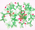 Ceramic Plastic Christmas Tree Lights/Ornaments HOLLY image