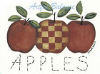 Ceramic Decals Country Apple Trio Graphic Check
