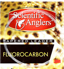 Scientific Anglers Mastery Series Ultra Clear Fluorocarbon 9 ft Leader - Choice