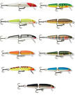 Rapala Jointed Lures - Fishing Plugs / Most Types & Sizes