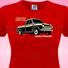 Classic AUSTIN * Mini * PICK UP / PICK-UP - Ladies T-Shirt Perfect for Rallies
