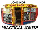 Classic Joke Shop Practical Jokes~Retro~Pocket Money Toys~Pranks~NEW