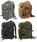British Army Day Pack Small Sack Combat Rucksack Bergen Molle New  28 Litre L
