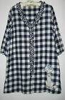 Womens Winter Flannel Poodle Dog Nightshirt Sleepwear by HUE  Size S M Nwt New