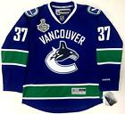 RICK RYPIEN VANCOUVER CANUCKS 2011 STANLEY CUP REEBOK PREMIER JERSEY NEW W TAGS