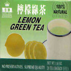 Lemon Green Tea Natural hurbal Royal King 20 bags/box or 100 bags/box