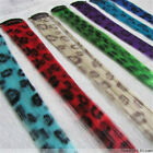 """New 18"""" Synthetic Fiber 5 Colour Colorful Clip in Hair Extensions 5g"""