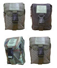 Army Military Combat Utility Zip Pouch Bag Phone Camera Ammo DPM Travel Black