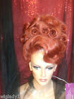 SIN CITY WIGS UPDO FRENCH TWIST SOFT PILES OF CURLS POOF WAVE VOLUME GLAM SMOOTH