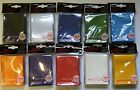 50 x Ultra Pro Deck Protectors Standard Size Card Sleeves 13 Colours MTG NEW