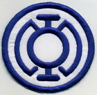 """2.5"""" Blue Lantern Corps Classic Style Embroidered Patch"""