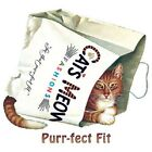The Purr Fect  Fit  Cat   Tshirt    Sizes/Colors