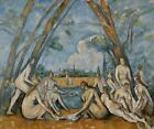 Photo Print Reproduction Large Bathers Paul Cezanne French 1839 1906 Other
