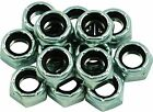 Roller Skate Wheel Axle Lock Nuts 7mm and 8mm A Set Of  8