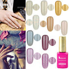 Nail Art Soak Off Polish UV Color Gel LED Lamp Tips Glitter Decoration 15ml 02