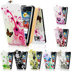 NEW STYLISH LEATHER FLIP CASE COVER FOR SAMSUNG GALAXY S2 I9100  SCREEN GURAD