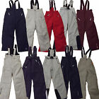 Ski Salopettes Kids Childrens dare 2b /Steiner/Tresspass etc Low Price To Clear