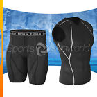 New Mens Compression Under Base Layer Gear Shorts Wear Shirt & Shorts V05BSS07BB