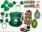 St Patrick's Day Irish Paddy's Green Commonwealth Games Fancy Dress Accessories