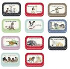 THE LITTLE DOG LAUGHED OWNER PEPPERMINTS IN KEEPSAKE TIN owner gift