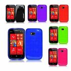 For Nokia Lumia 822 TPU Candy Case Gel Soft Cover Phone Accessory