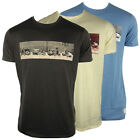 Mens Ben Sherman Retro Mod Fit Scooter Tee Sixties 60s Indie Skin T-Shirt Top