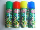 SILLY STRING - Large Range of Colours - PARTY FUN