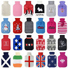 Large Hot Water Bottle Quality Hot Water Bottles With Beautiful Knitted Covers