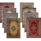 "Traditional Medallion Persian Style 8x11 Large Area Rug - Actual 7' 8"" x 10' 8"""