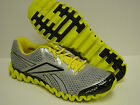 NEW Mens REEBOK Premier ZigFly 1-J82659 Grey Yellow Zig Fly Nano Sneakers Shoes