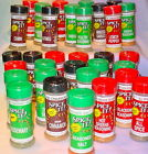 SPICE IT! SPICES *FAMILY SIZE* NEW SEALED BOTTLES 1.25 OZ. TO 6.00 OZ.*YOU PICK*