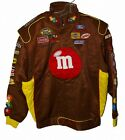Rare M & M's Firesuit Jacket Brand New NASCAR Officially Licensed