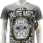 m191 Minute Mirth T-shirt Sz S M L XL Tattoo Skull VTG LIMITED EDITION Killer