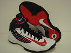 NEW Mens NIKE Hyperdunk Plus + 598357 101 White Blue Red USA Sneakers Shoes