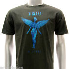 ASIA SIZE S M L XL  Nirvana Kurt Cobain T-shirt Tour 1967-1994 Punk Rock Many