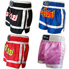 Muay Thai Shorts Kick Boxing Grappling MMA Shorts Martial Art Training