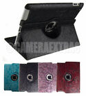 360 Degree Flower Rotate Rotating Leather Case Stand Cover for iPad 2 3 4 Retina