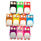 1pc Soft 3D Cute Owl Gel Silicone Rubber Case Cover For Ipod Touch 5 5G 5th Gen